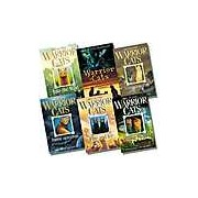 Warrior Cats Collection - 6 Books RRP £41.94 (Into the Wild (Warrior Cats Book 1) [2]Fire and Ice [3]Forest of Secrets [4]Rising Storm [5]A Dangerous Path [6]The Darkest Hour)