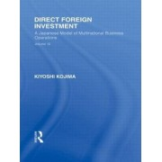 Direct Foreign Investment by Kyoshi Kojima
