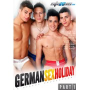 Staxus German Sex Holiday 1 (DVD)