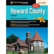 Universal Map Howard County Atlas 13003