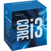 CPU, Intel i3-6098P /3.6GHz/ 3MB Cache/ LGA1151/ BOX
