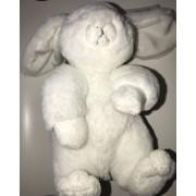 Doudou Lapin Blanc Dream And Toys Pour Monoprix Peluche Monop