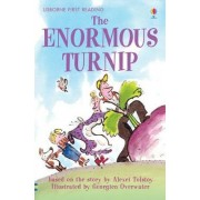 The Enormous Turnip: Level 3 by Katie Daynes