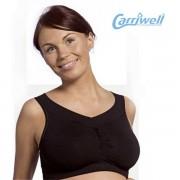 Carriwell - Безшевен сутиен за бременни - черен