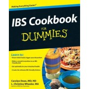 IBS Cookbook For Dummies by Carolyn Dean
