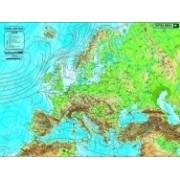 Harta Europa 120x160