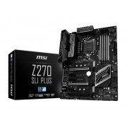 Micro-Star International Msi Intel Z270 Sli Plus Lga 1151 Atx Motherboard