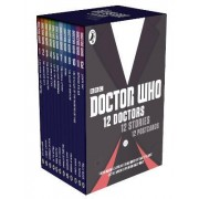Doctor Who: 12 Doctors, 12 Stories by Various