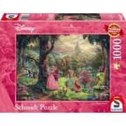 Puzzle Disney Frumoasa adormita, 1000 piese