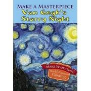 Make a Masterpiece -- Van Gogh's Starry Night by Vincent Van Gogh