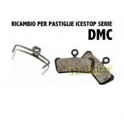Pastiglie RICAMBIO Sram Guide-Avid Trail per Dissipatore Icestop DMC