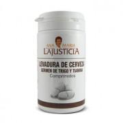 LEVADURA DE CERVEZA + GERMEN DE TRIGO Y TIAMINA 80 Tabs