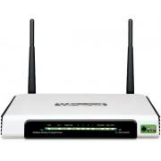 Router Wireless TP-LINK TL-WR1042ND, 300 Mbps, Gigabit, 1 x USB 2.0, Antene detasabile 3dBi