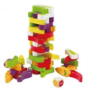 Hape International Early Explorer Stacking Veggie Skill Game