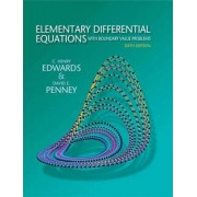 Elementary Differential Equations with Boundary Value Problems by Henry Edwards