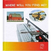 Where Will You Find Me? by Bev Schumacher