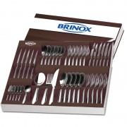 Faqueiro Brinox Com 42 Peças Lyon Ref:5101/118