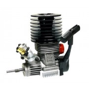 RCECHO® SH ENGINES Model Black 21 Nitro Engine 3.48cc RC Car Buggy Truck Truggy EG636 con RCECHO® Full Version Edition Aplicaciones