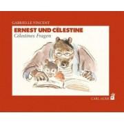 Ernest und Célestine - Célestines Fragen by Gabrielle Vincent