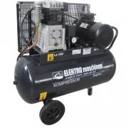 Klipni kompresor Elektro Maschinen E 500/9/100