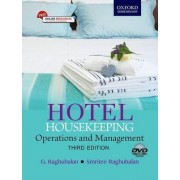 Hotel Housekeeping: Operations and Management 3e (includes DVD) by Mr. G. Raghubalan