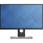 "Monitor IPS LED Dell 27"" UltraSharp UP2716D, WQHD (2560 x 1440), DisplayPort, Mini DisplayPort, HDMI, 6ms GTG, Pivot (Argintiu)"