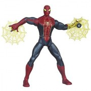 The Amazing Spider-Man Web Battlers Smash Saw Spider-Man Figure