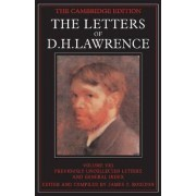 The Letters of D.H. Lawrence: Previously Unpublished Letters and General Index v.8 by D. H. Lawrence