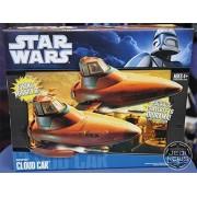 Star Wars Luke Skywalker's Snowspeeder & Bespin Cloud Car Combo Pack