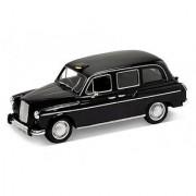 Welly Austin FX4 London Taxi 1/24 Scale Diecast Model Car Black