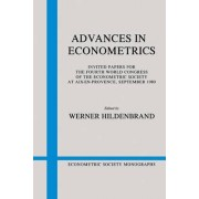 Advances in Econometrics: Invited Papers for the Fourth World Congress of the Econometric Society by Werner Hildenbrand