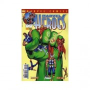 "Marvel Heroes N° 17 : "" Rédemption ? "" ( Thunderbolts / Avengers / Iron Man )"