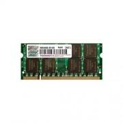 Memorie laptop Transcend 2GB DDR2 667MHz CL5