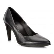 Pantofi eleganti dama ECCO Shape 75 Pointy (Negri)