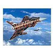 "Revell GmbH 03949 1:48 Scale ""Eurofighter TyphoonBronze Tiger"" Plastic Model Kit"
