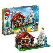 Lego Creator Mountain Hut Multi Color