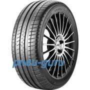 Michelin Pilot Sport 3 ( 205/40 ZR17 84W XL avec rebord protecteur de jante (FSL), GRNX )