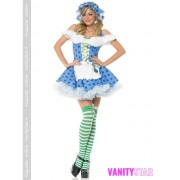 Costume Miss Blueberry
