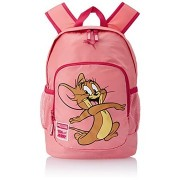 Rucsac Puma Tom si Jerry roz somon