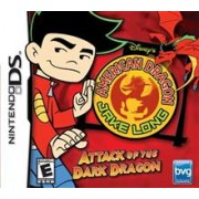 American Dragon Jake Long Attack Of The Dark Dragon Nintendo Ds