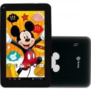 TABLET INFANTIL KIDS WALLT DISNEY Android 4.1 8GB Wi-Fi Tela 7 Preto