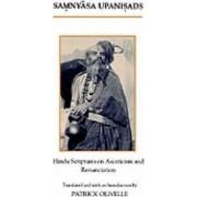 The Samnyasa Upanisads by Patrick Olivelle