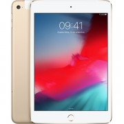 iPad mini 4 Wi-Fi + Cellular 128GB - Dourado
