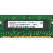 Mémoire Hynix 512 Mo - SO-DIMM 200 broches - DDR2 SDRAM - PC2-4200 (HYMP564S64BP6-C4)