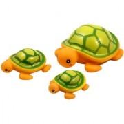 Mee Mee Joyful Bath Toys Turtle MM-2027Turtle - GREEN F