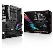 Tarjeta Madre ASUS ATX ROG STRIX B350-F GAMING, S-AM4, AMD B350, HDMI, USB 3.0, 64GB DDR4, para AMD