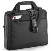 "Geanta laptop 15.6"", din polyester, I-stay"