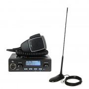 Kit Statie radio CB TTi TCB-550 + Antena PNI Extra 45 TTI-PACK24 (TTi)