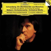 Schoenberg& Webern - Survivor From Warsaw (0028943177429) (1 CD)