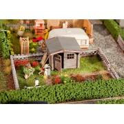 Faller Volkstuin met klein tuinhuisje 180492
